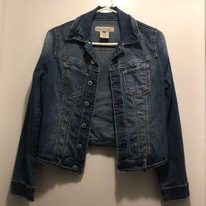 Juniors jean jacket